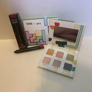 Ipsy x Tetris Palette and TreStique Lip Crayon!